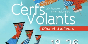 Rencontres Internationales de Cerfs Volants Berck sur mer 18-26 avril 2015 2015