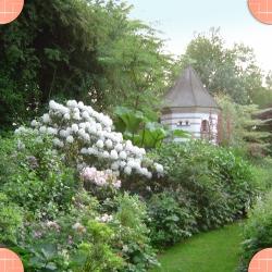 Stephane bern a choisi le jardin des lianes cherienne blog des chambres d 39 h tes du mont - Le petit jardin quilt pattern calais ...