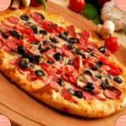 Pizzeria Restaurant La Scala au centre de Beaurainville